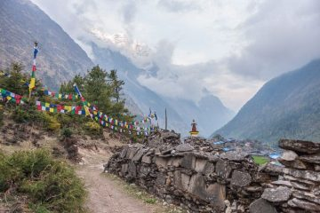 The Manaslu Circuit, Nepal