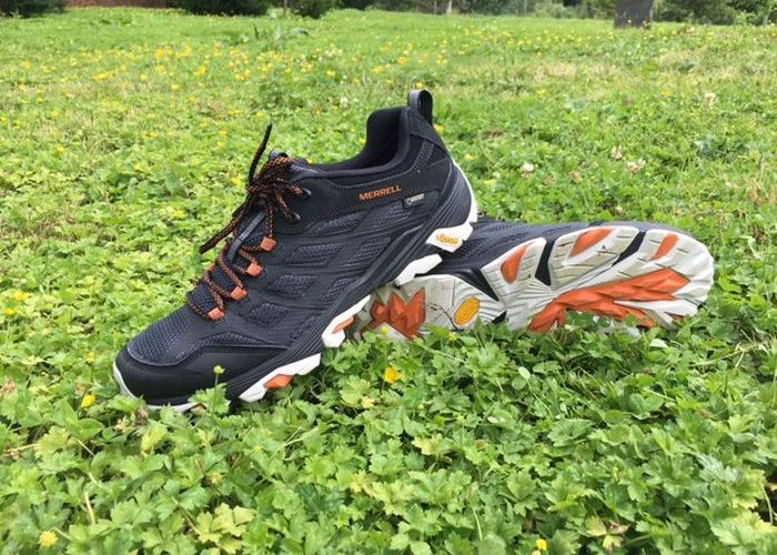 Merrell men's Moab FST GTX shoe