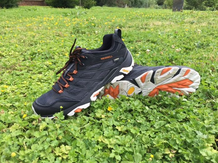 Merrell Moab FST GTX shoe review - Wired For Adventure