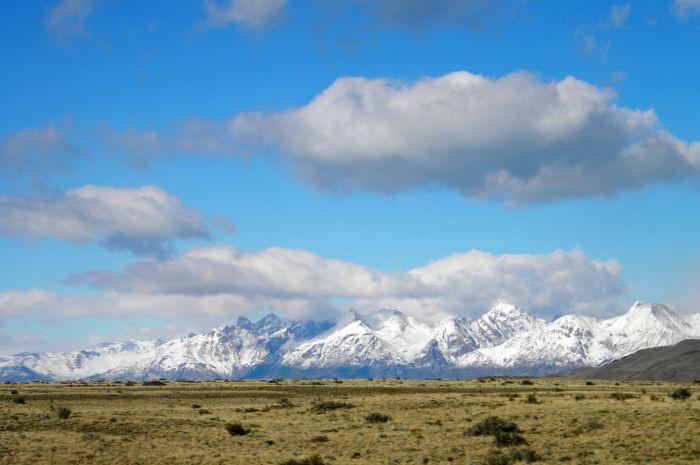 Monte Huemul, El-Chalten, Argentina