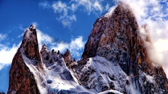 Mount Fitz Roy, Santa Cruz Province, Argentina