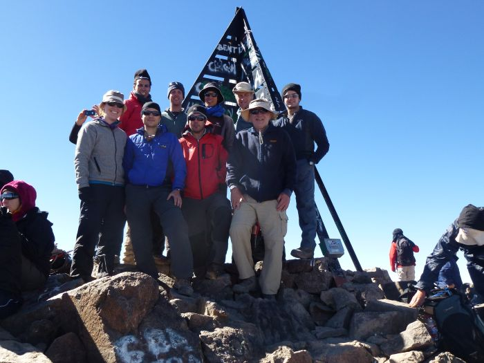 Mount Toubkal, Morocco's highest peak