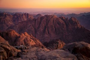 Mount Sinai, best hikes in africa