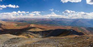 Nairamdal Peak- Mongolian-Russian-Chinese border