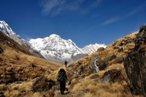The Annapurna Sanctuary Trek, Nepal