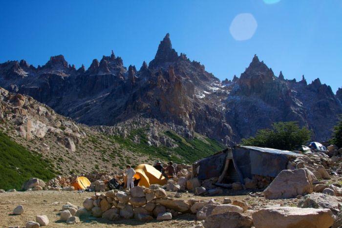 Refugio Frey-Bariloche trekking, Argentina