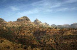 Simien Mountains, Amhara National Park, Ethiopia