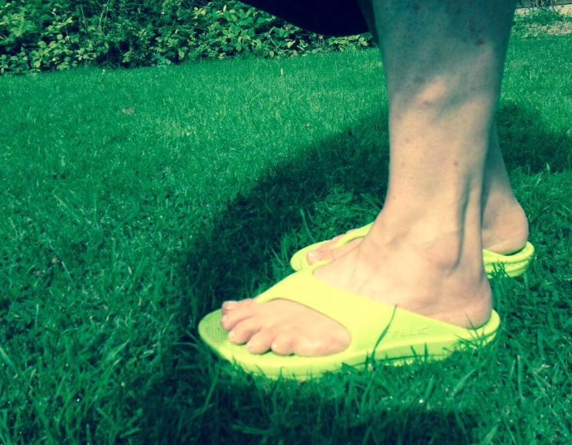Telic Flip Flops
