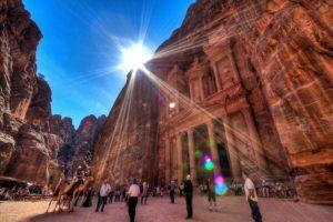 The Treasury - Petra, Jordan