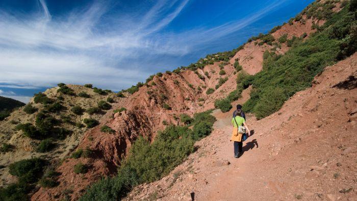 Trekking Mount Toubkal, Morocco