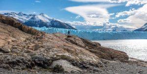 Trekking in Patagonia, Argentina