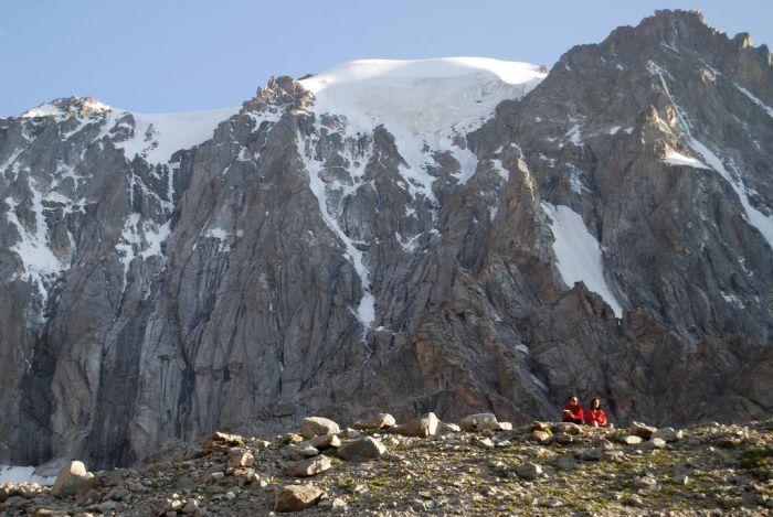Trekking Tien Shan Mountains, Kyrgyzstan