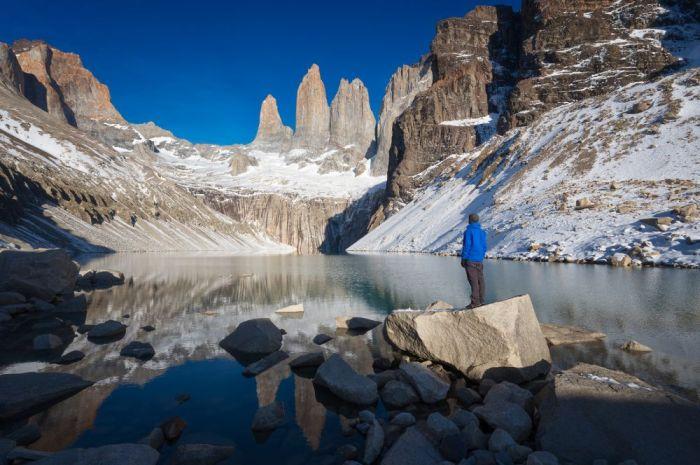 Trekking Torres del Paine, Chile