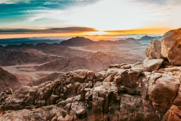Mount Sinai, Egypt best hikes in Africa