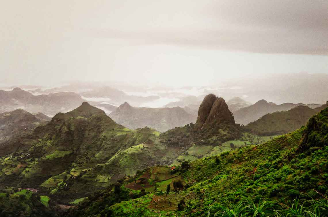 Simien mountains in ethiopia best hikes in Africa