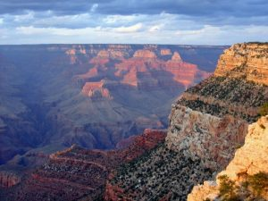 The South Rim of the Grand Canyon-Arizona, USA