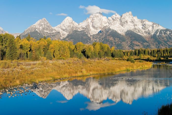 Great Tetons National Park, Wyoming, USA