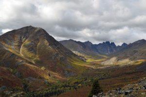 Tombstone Territorial Park - Yukon, Canada