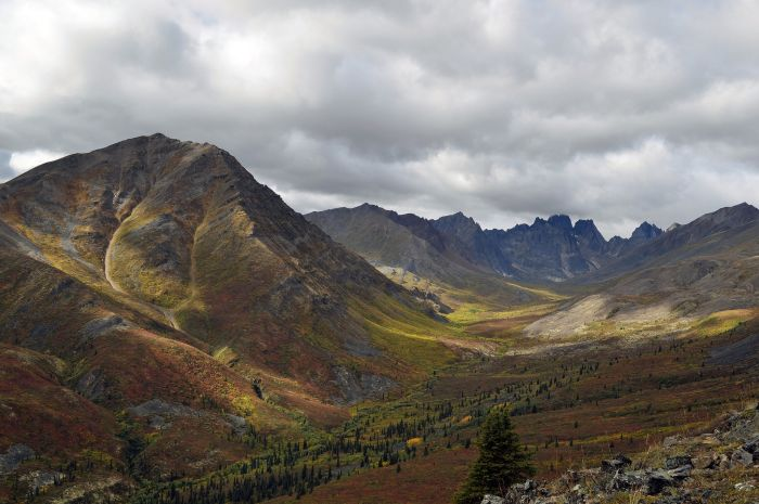 Tombstone Territorial Park - Yukon, Canada - best hikes in North America