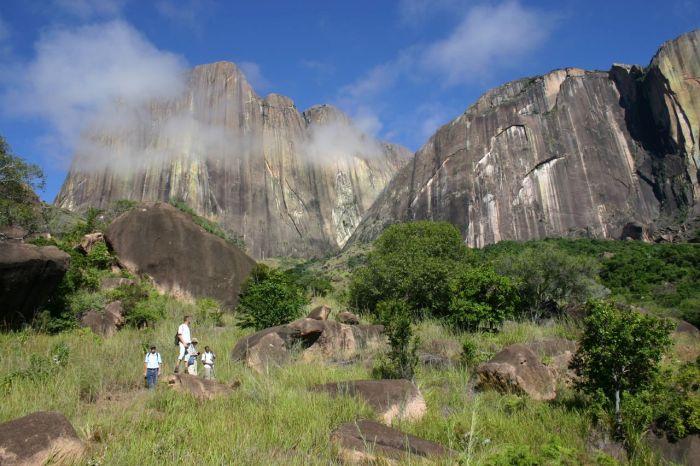 Trekking Andringitra National Park, Madagascar