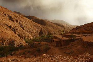 Jebel Sirwa, Morocco