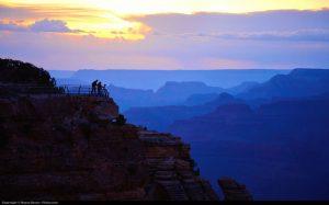 Grand Canyon Blue Hour