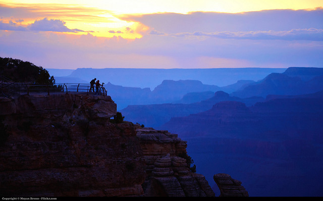 Grand Canyon Blue Hour
