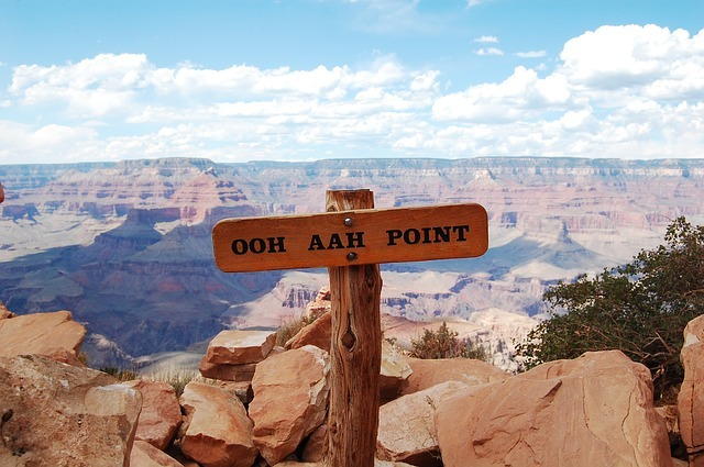 Ohhh Ahhh Point Gran Canyon