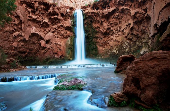 Canyon Waterfalls