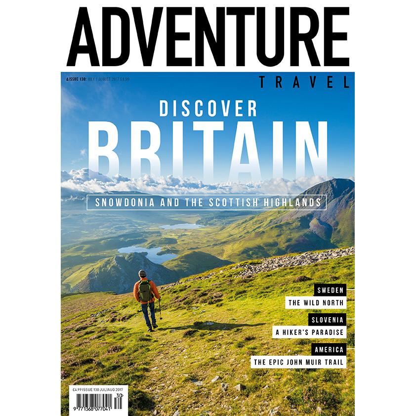 Adventure Travel magazine issue 130