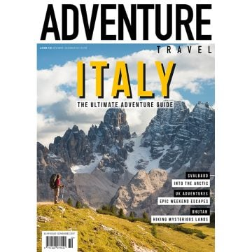 Adventure Travel magazine Issue 132