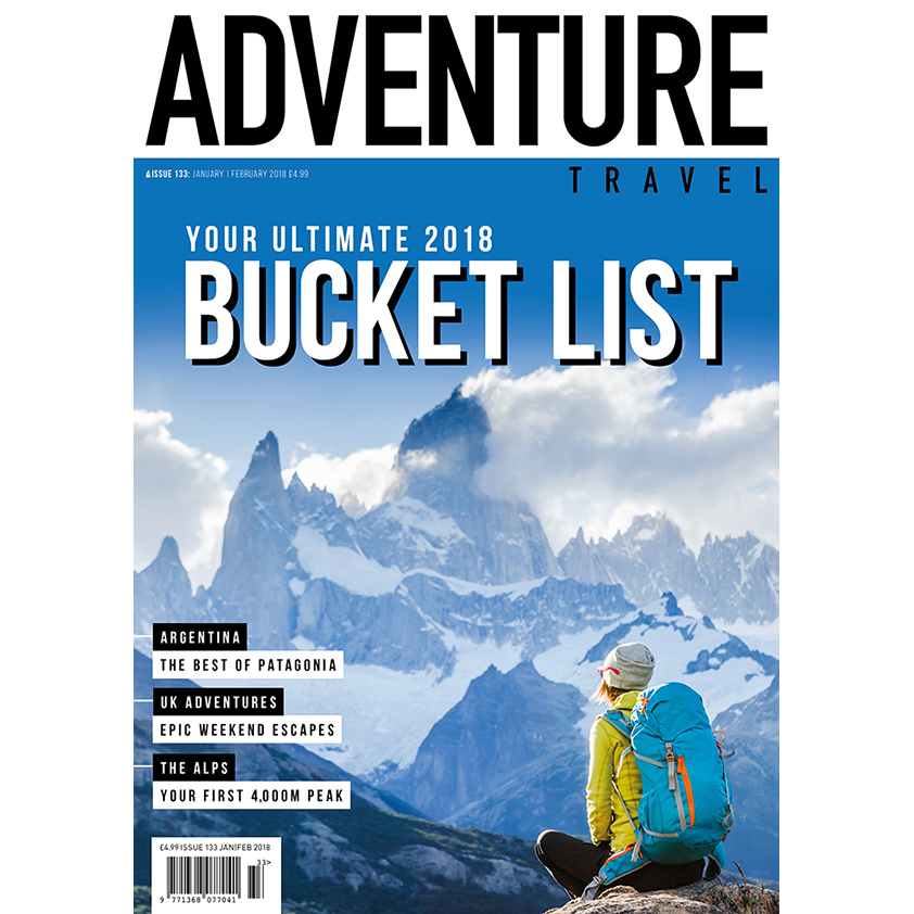 Adventure Travel issue 133