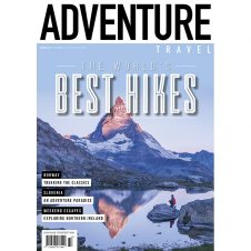 Adventure Travel magazine issue 137