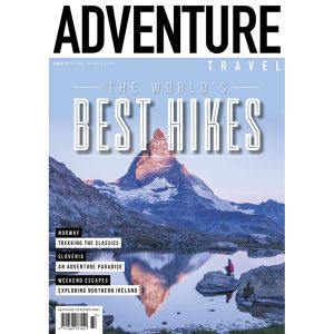 Adventure Travel magazine issue 137