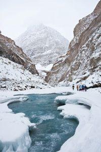 The Chadar Trek in India