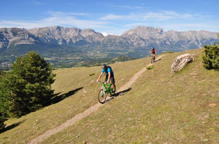 Adventure in the Southern French Alps