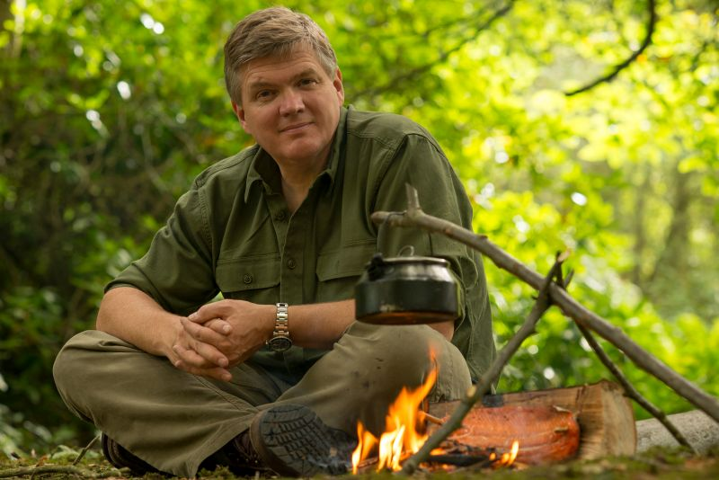 Ray Mears: how to survive in the wild