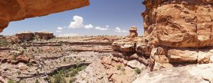 Canyonlands maze overlook trail best extreme hikes