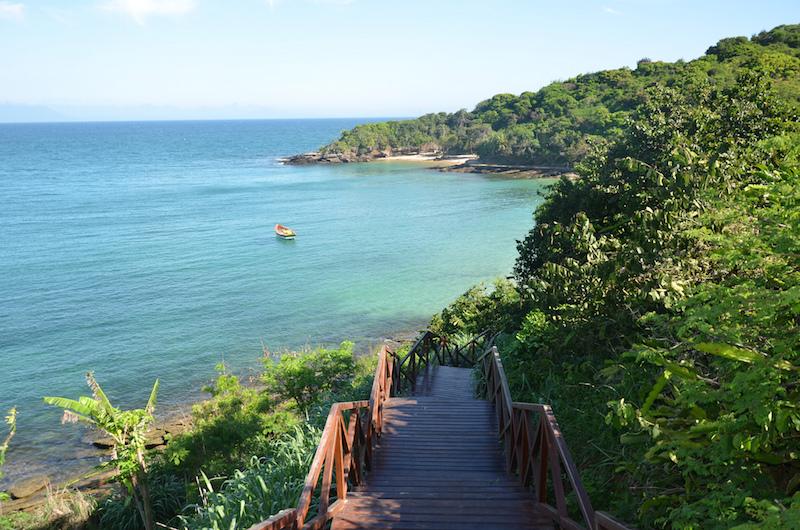 Costa Verde in Brazil