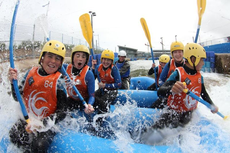 Cardiff International White Water Centre