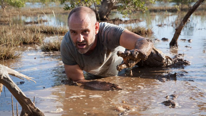 Ed Stafford in Left for Dead