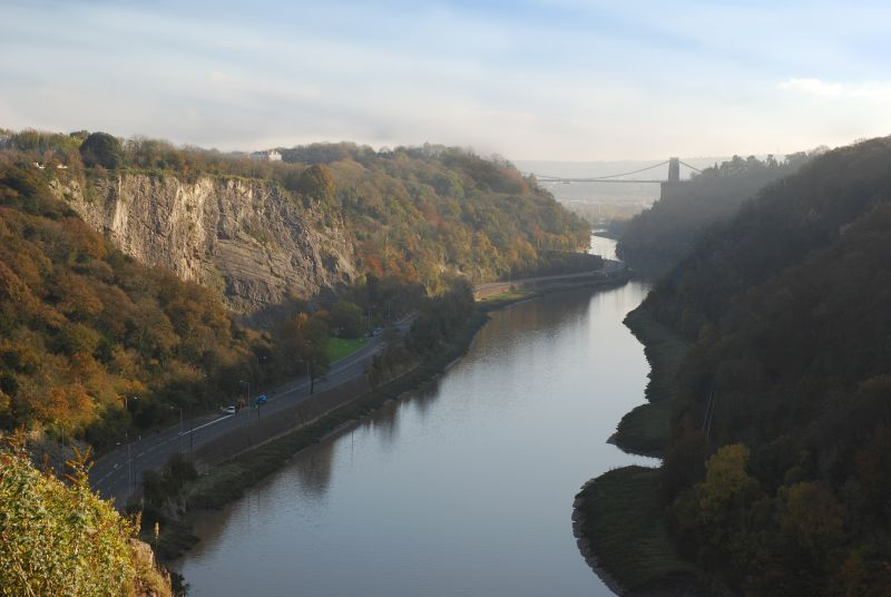 The Avon Gorge Bristol