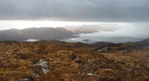 Wild Scottish island