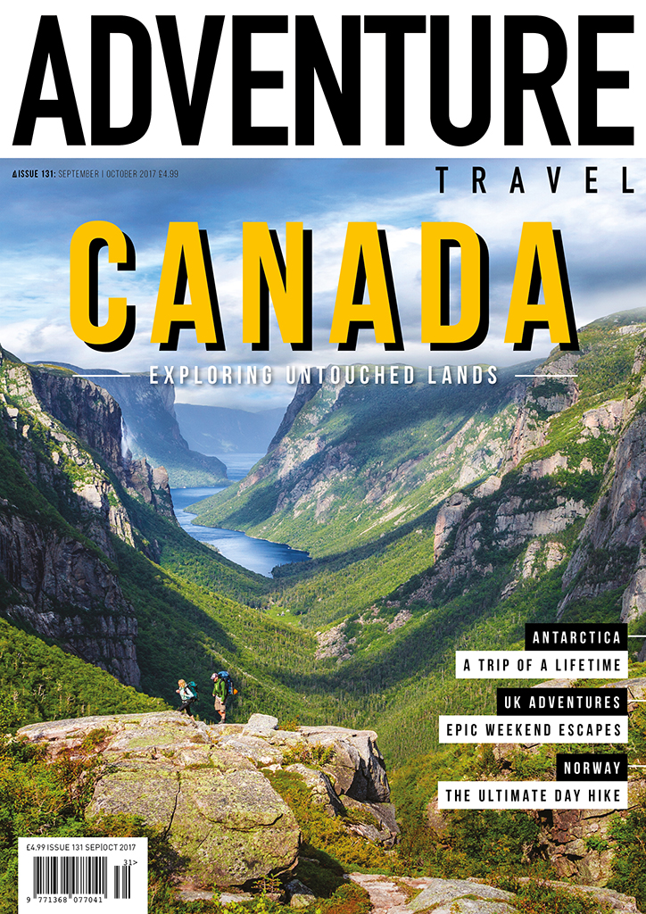 Adventure Travel magazine issue 131