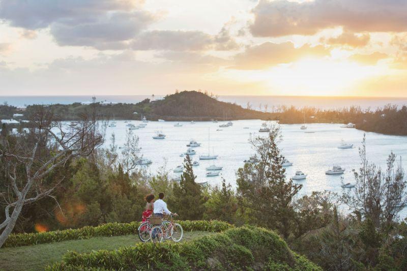 Cycling in Bermuda