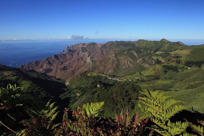 Diana's Peak, St Helena
