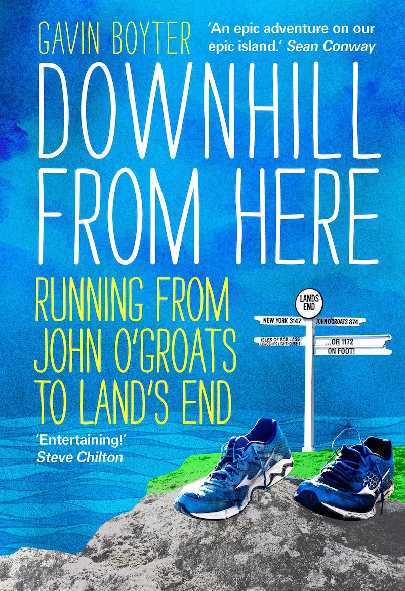 Downhill From Here book