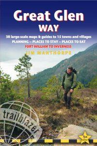 Great Glen Way book