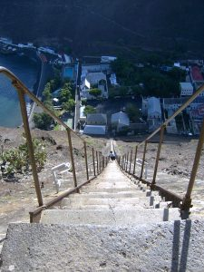 Jacob's Ladder on St Helena
