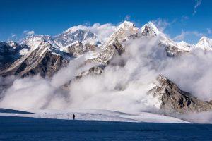 Mera Peak in Nepal